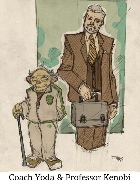 Denis Medri Star Wars 5
