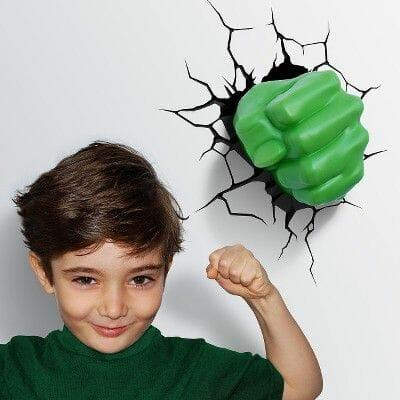 Wall Light - Hulk