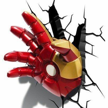 Wall Light - Iron Man