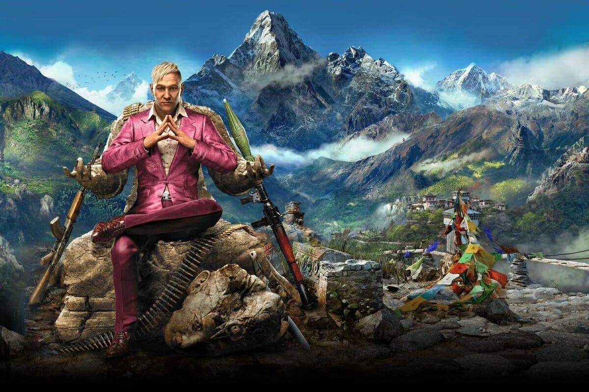 E3 Far Cry 4 Trailer