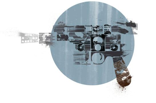 harshness-pistol