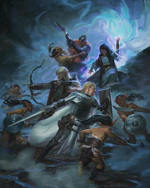 Goblin battle 5e