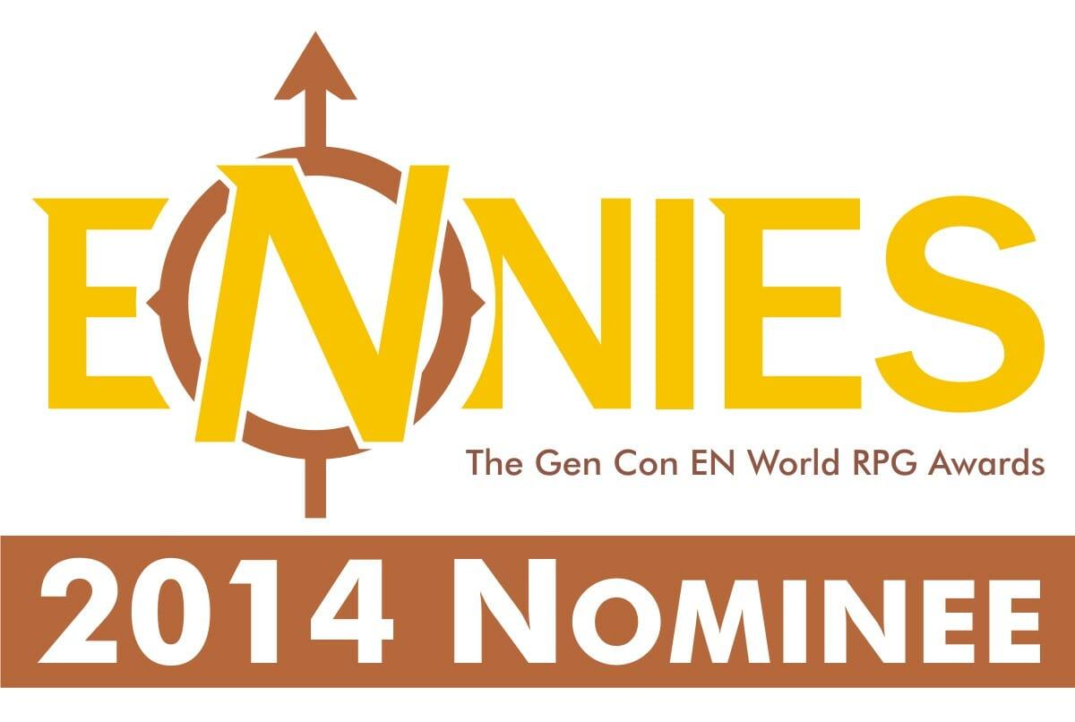 ennies 2014 nominee