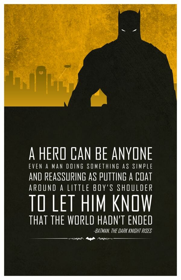 Adam Thompson - Batman