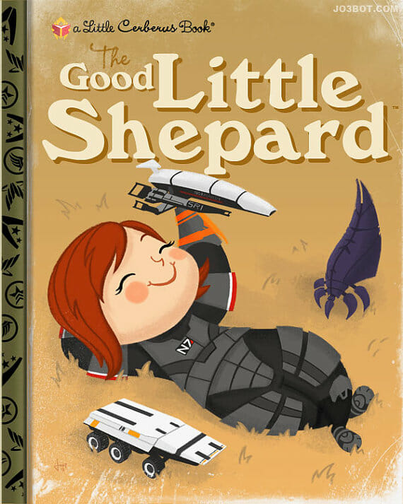 The Good Little Shepard