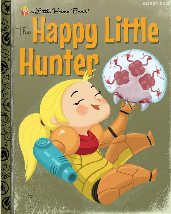 The Happy Little Hunter