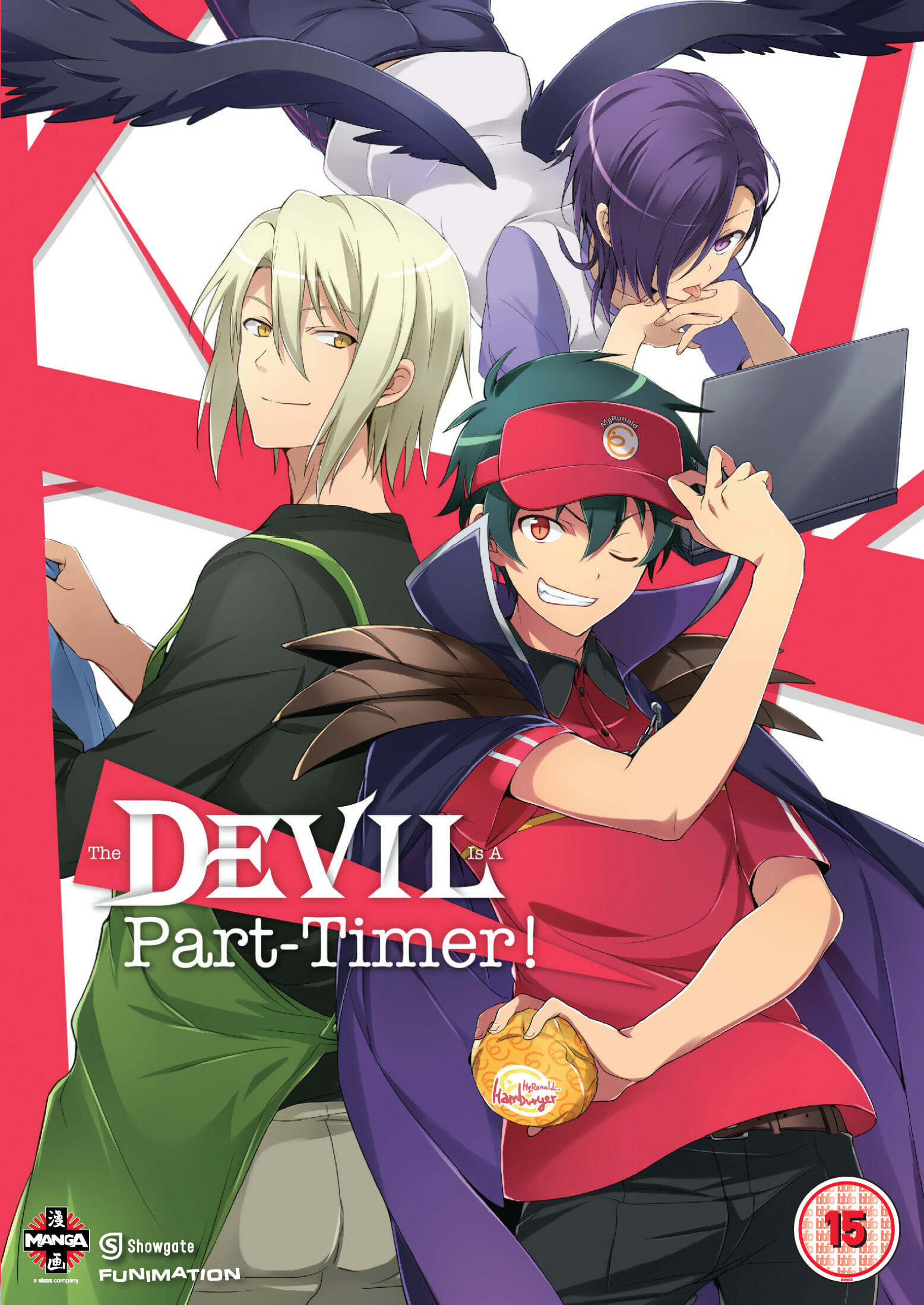 Really The Devil Is A Part Timer Review