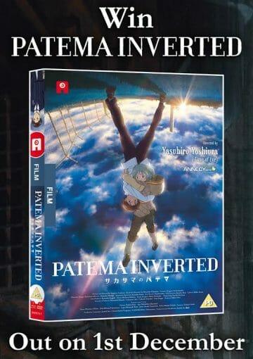 Win Patema Inverted