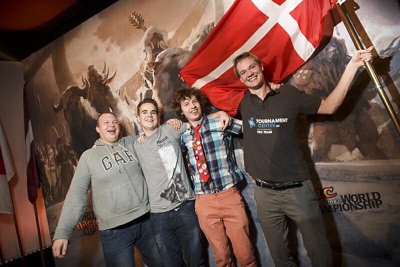 Team Denmark - 2014 World Magic Cup Winners 2