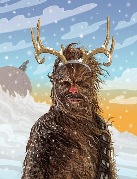 Wookiee Christmas