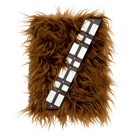 Wookiee notebook1