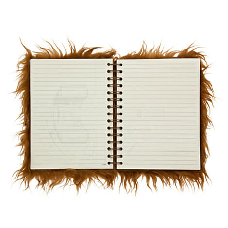 Wookiee notebook2