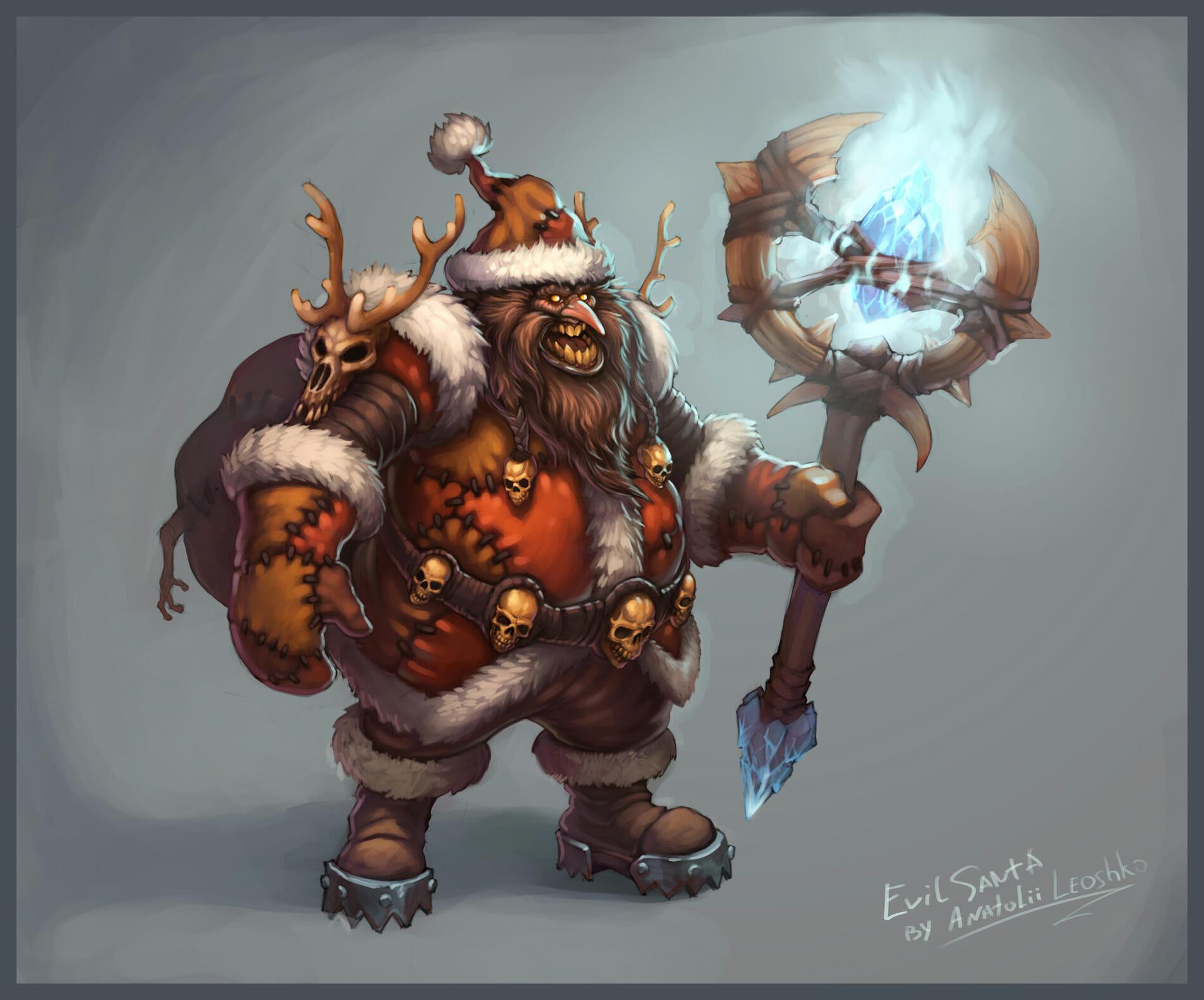 evil_santa_by_khezug-d5j0mwf