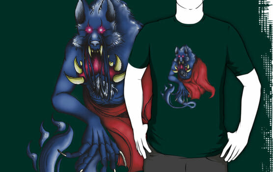 lemure spirit t-shirt