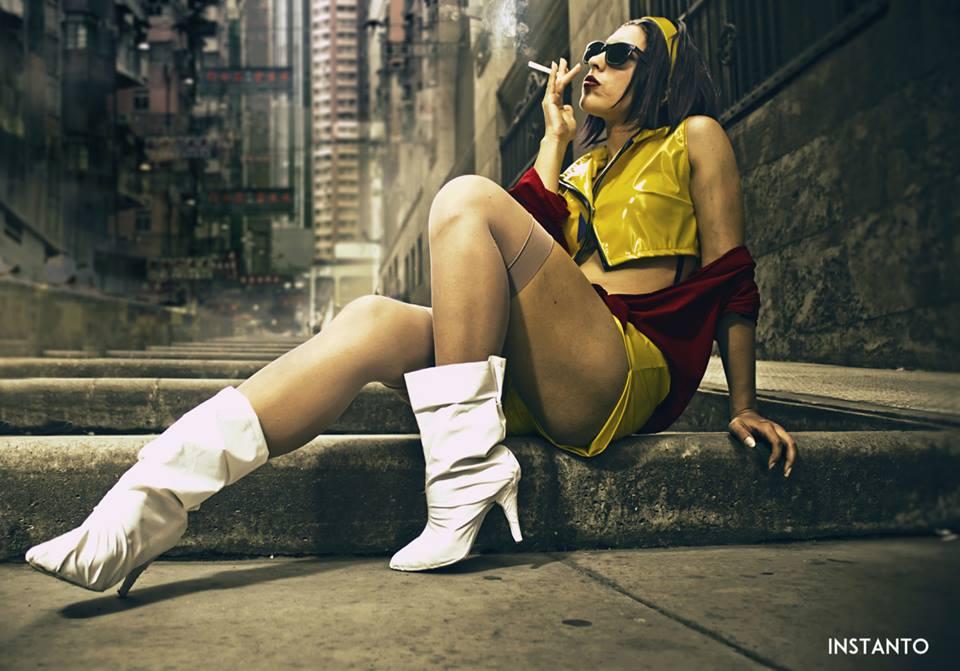 Cowboy Bepop cosplay 9
