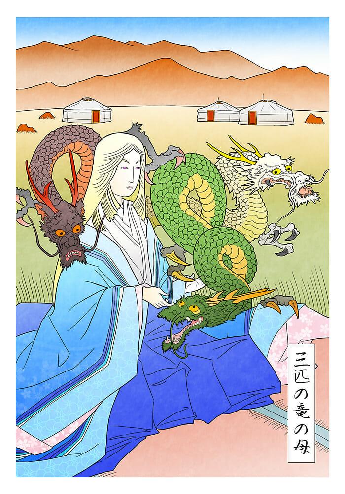 Game of Thrones as Feudeal Japan 6