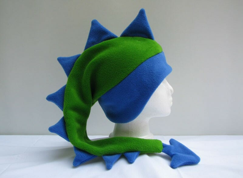 ningenheadwear-dinosaur