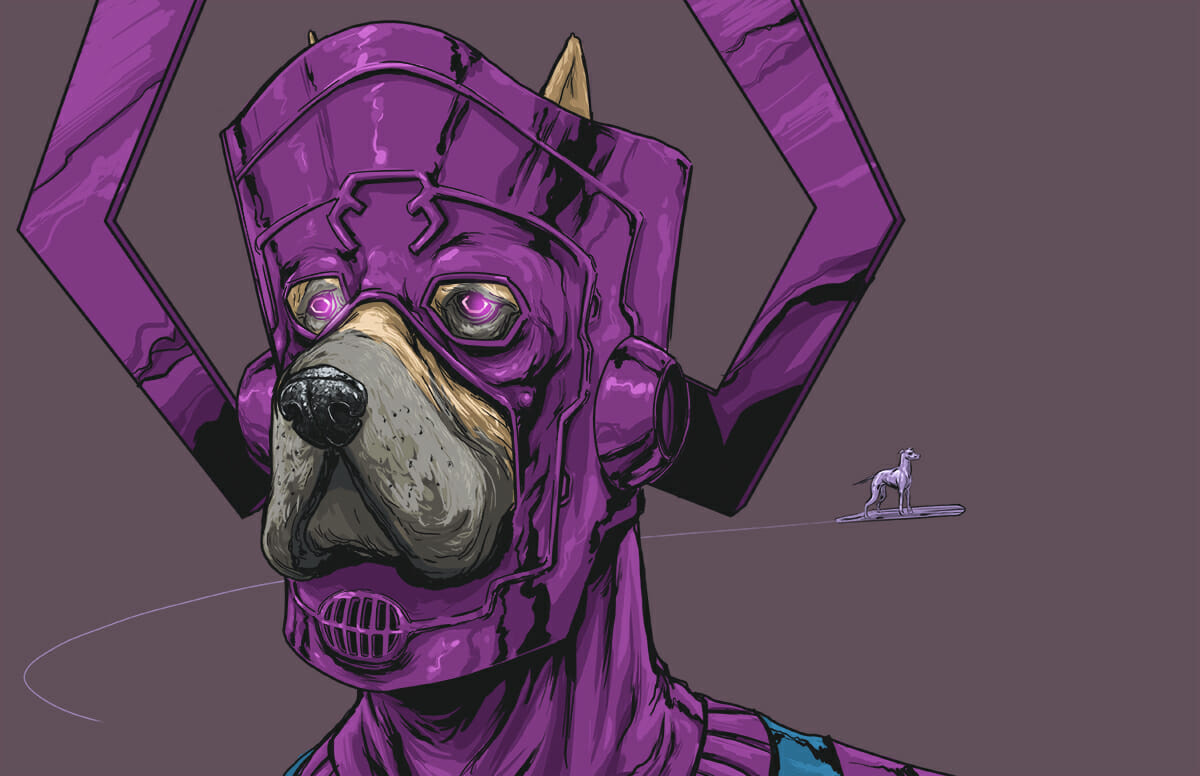 Dogs of the Marvel Universe 11