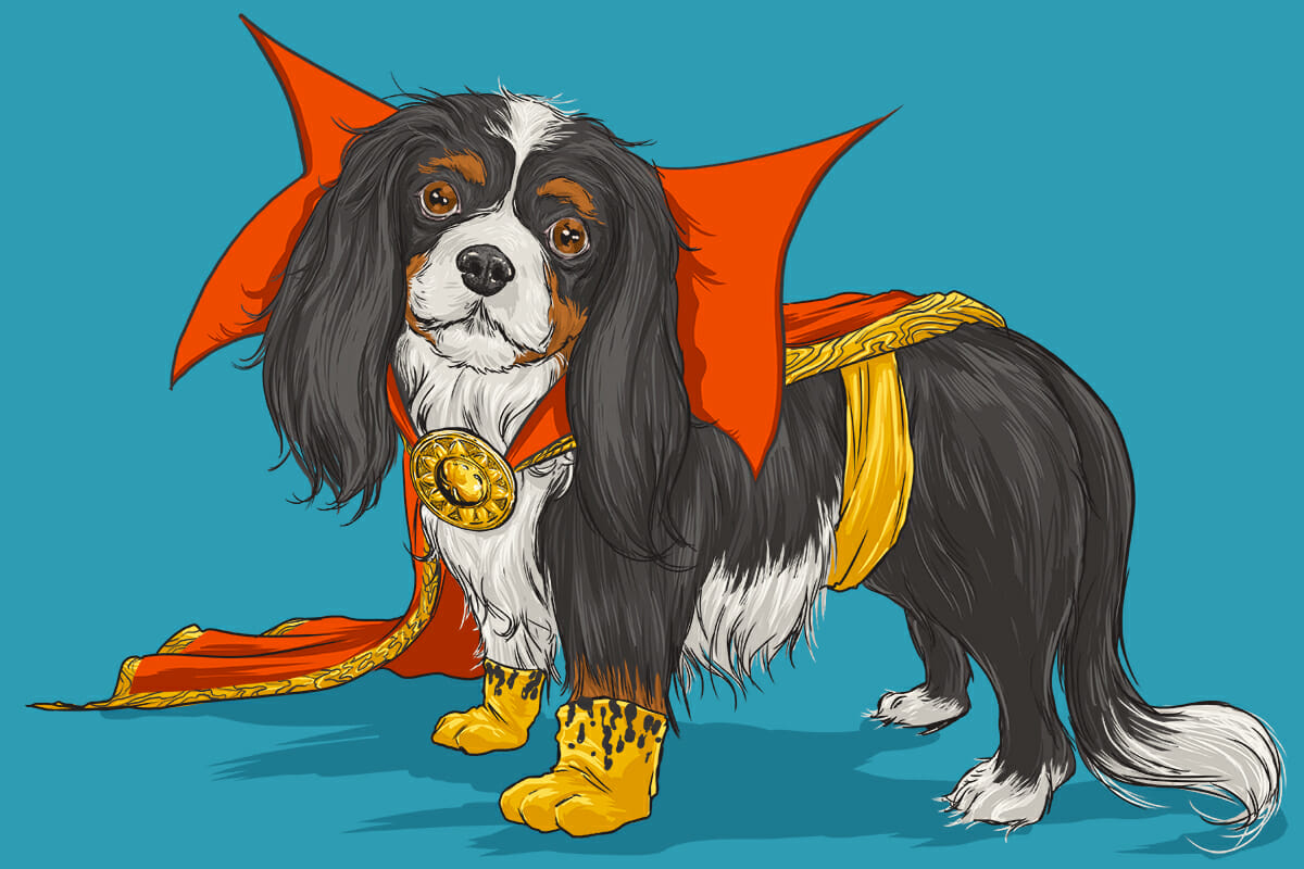 Dogs of the Marvel Universe 6