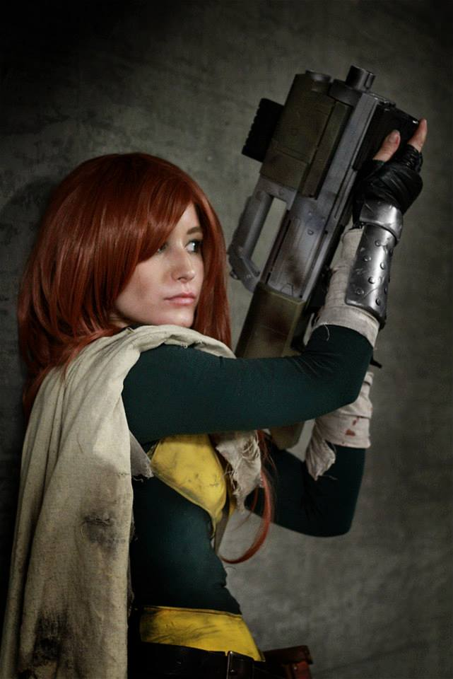 Hope Summers cosplay