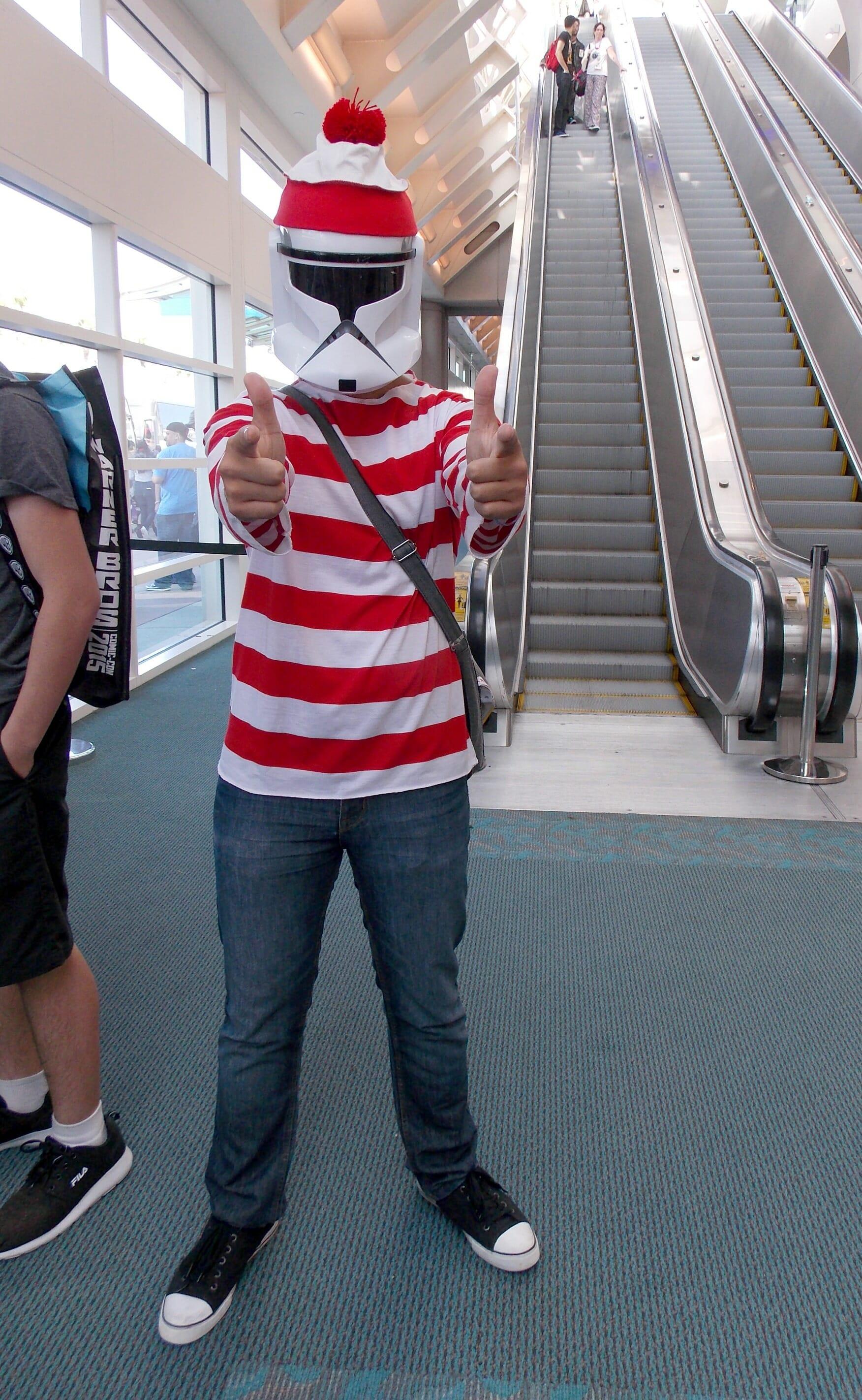 Waldo Trooper