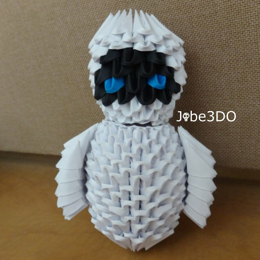 How to Make 3D Origami Pieces (with Pictures) - wikiHow | 894x894