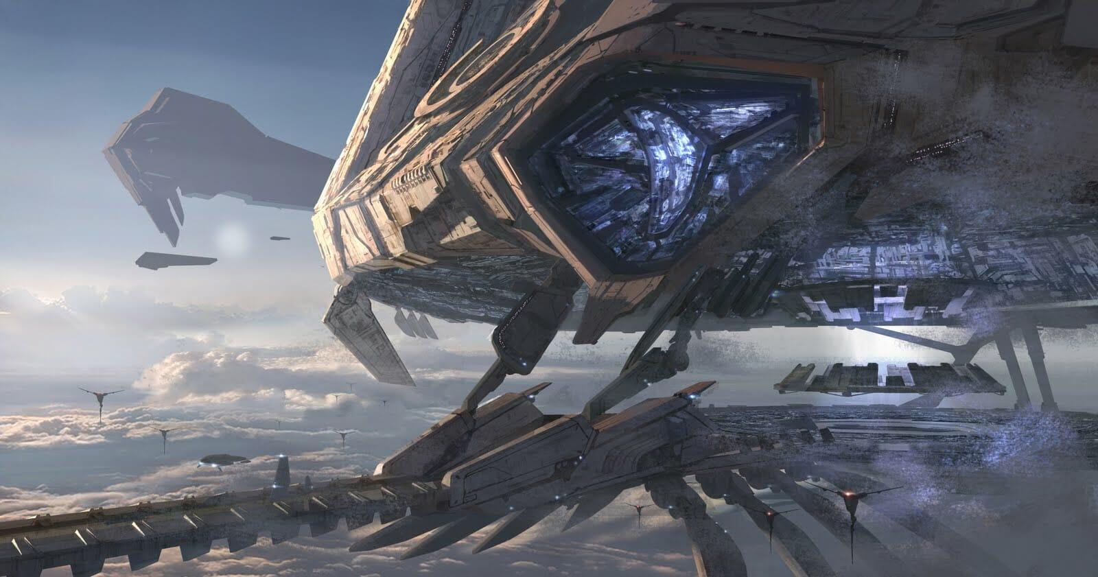 Joon Ahn sci-fi Dumas Ship 07