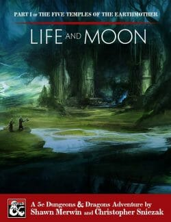 DMs Guild - Life and Moon