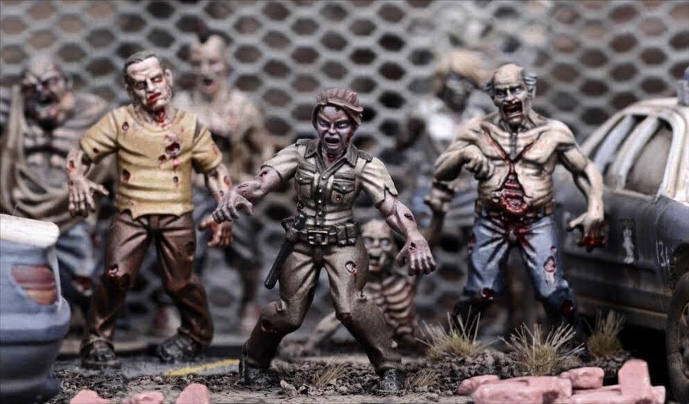 The Walking Dead mini