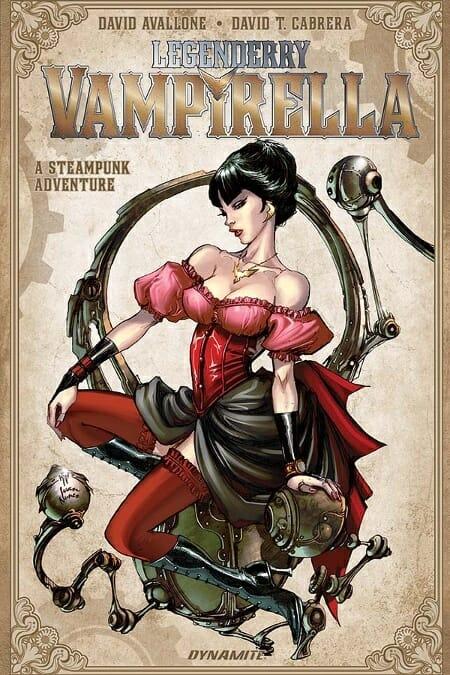 legenederry vampirella