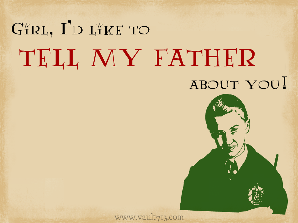 Harry Potter Valentines Day cards 6