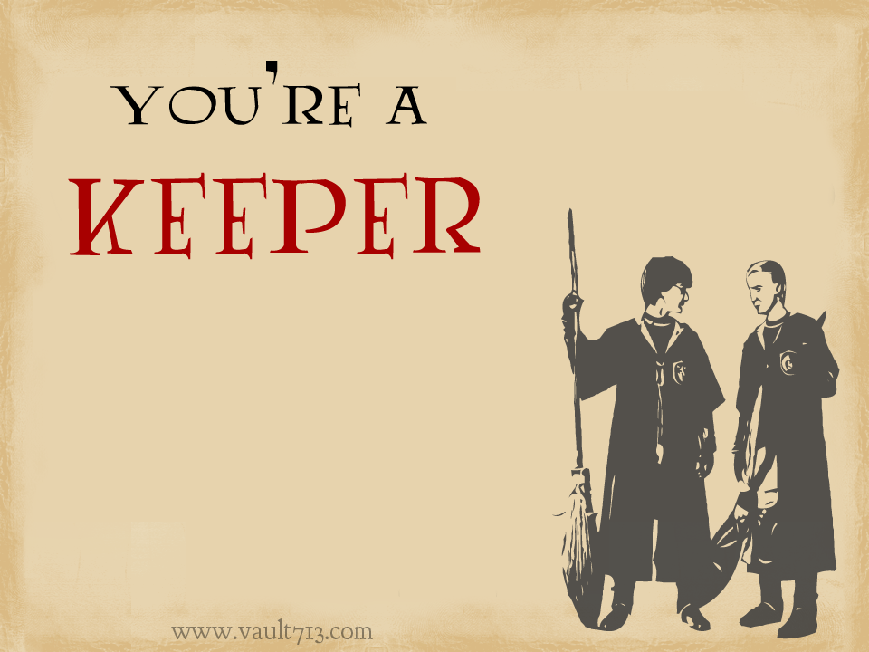 Harry Potter Valentines Day cards 8