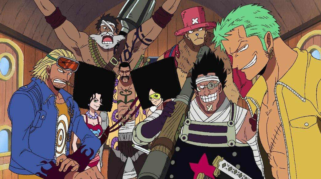 One Piece IR18