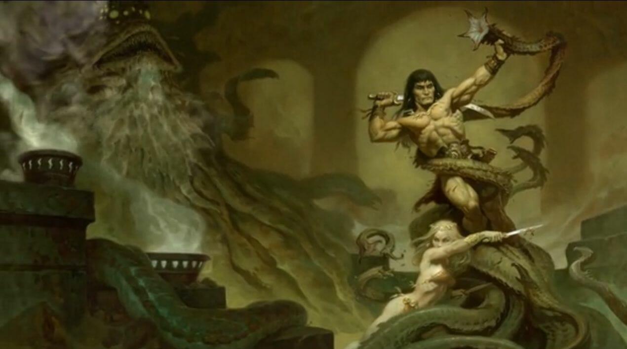 Conan RPG 1