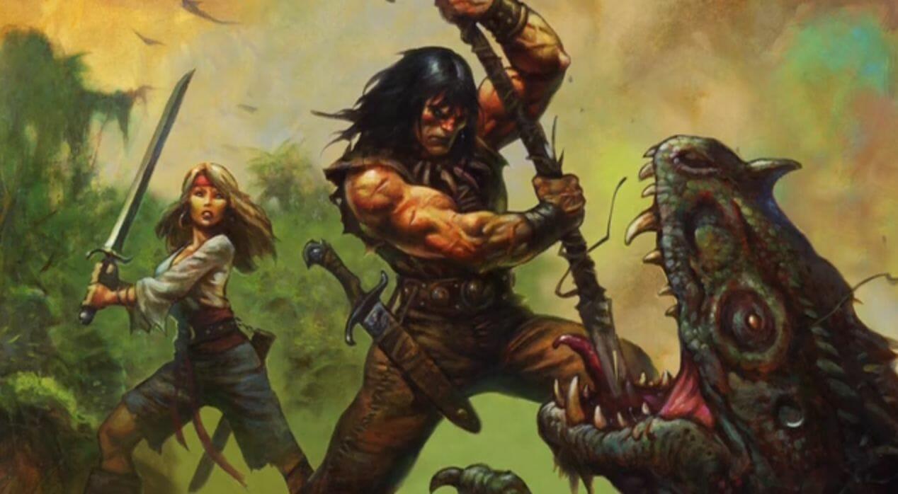 Conan RPG 3