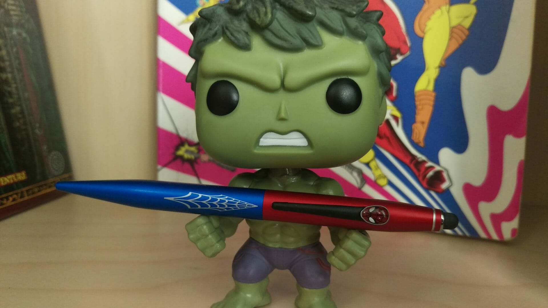 Marvel Cross pen Hulk