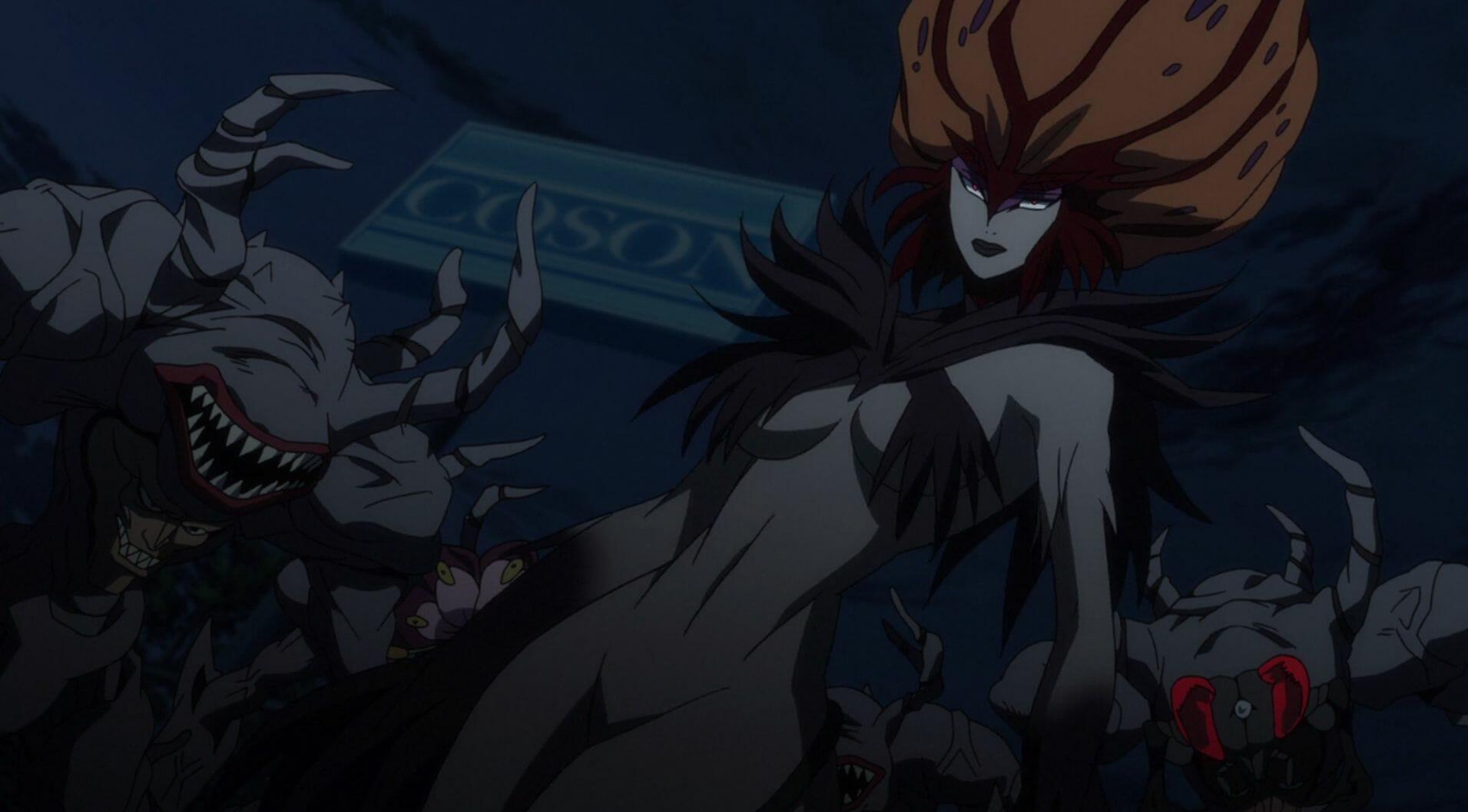 Devilman v Cyborg