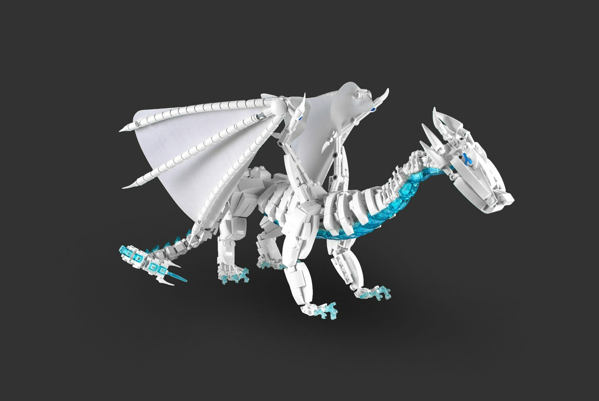 Cecillie Fritzvold Ice Dragon