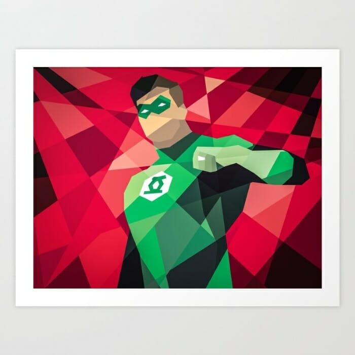 Green Lantern-geo