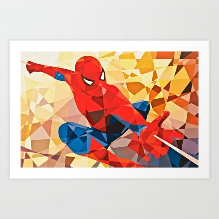 Spiderman-geo