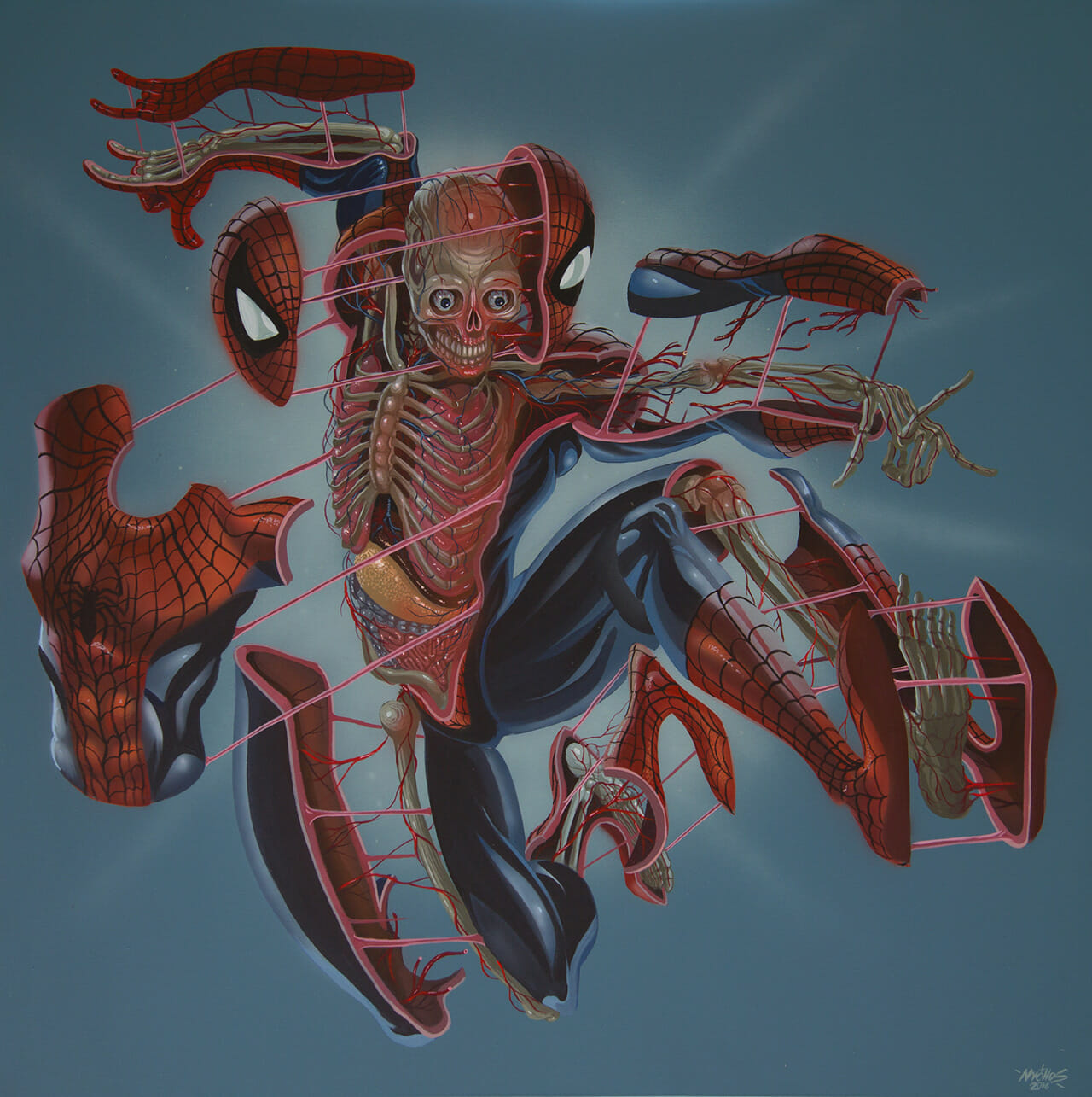 discet-spiderman