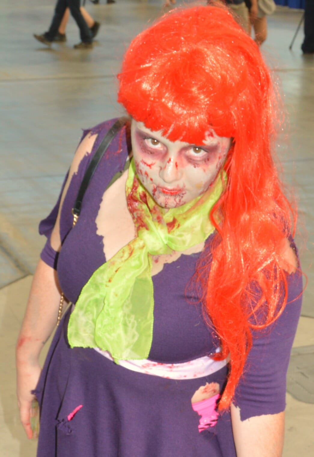 zombie daphne
