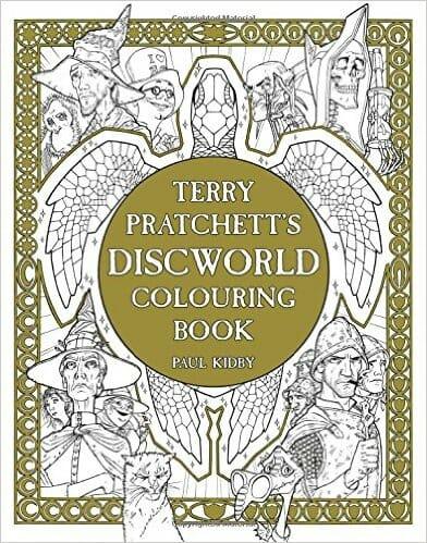 Terry Pratchett's Discworld Colour Book