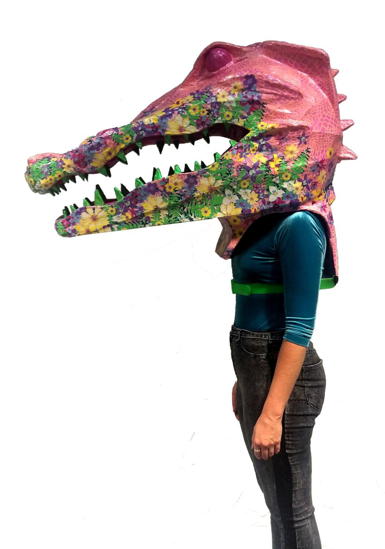 pink-alligator