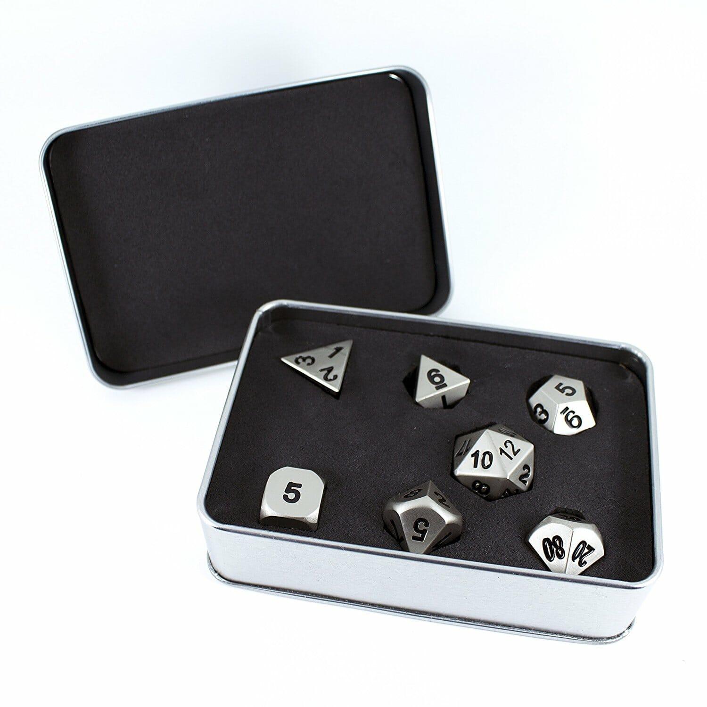metal-dice