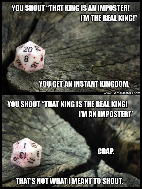 28 of the best DnD Memes