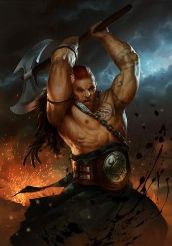 The Witcher combat