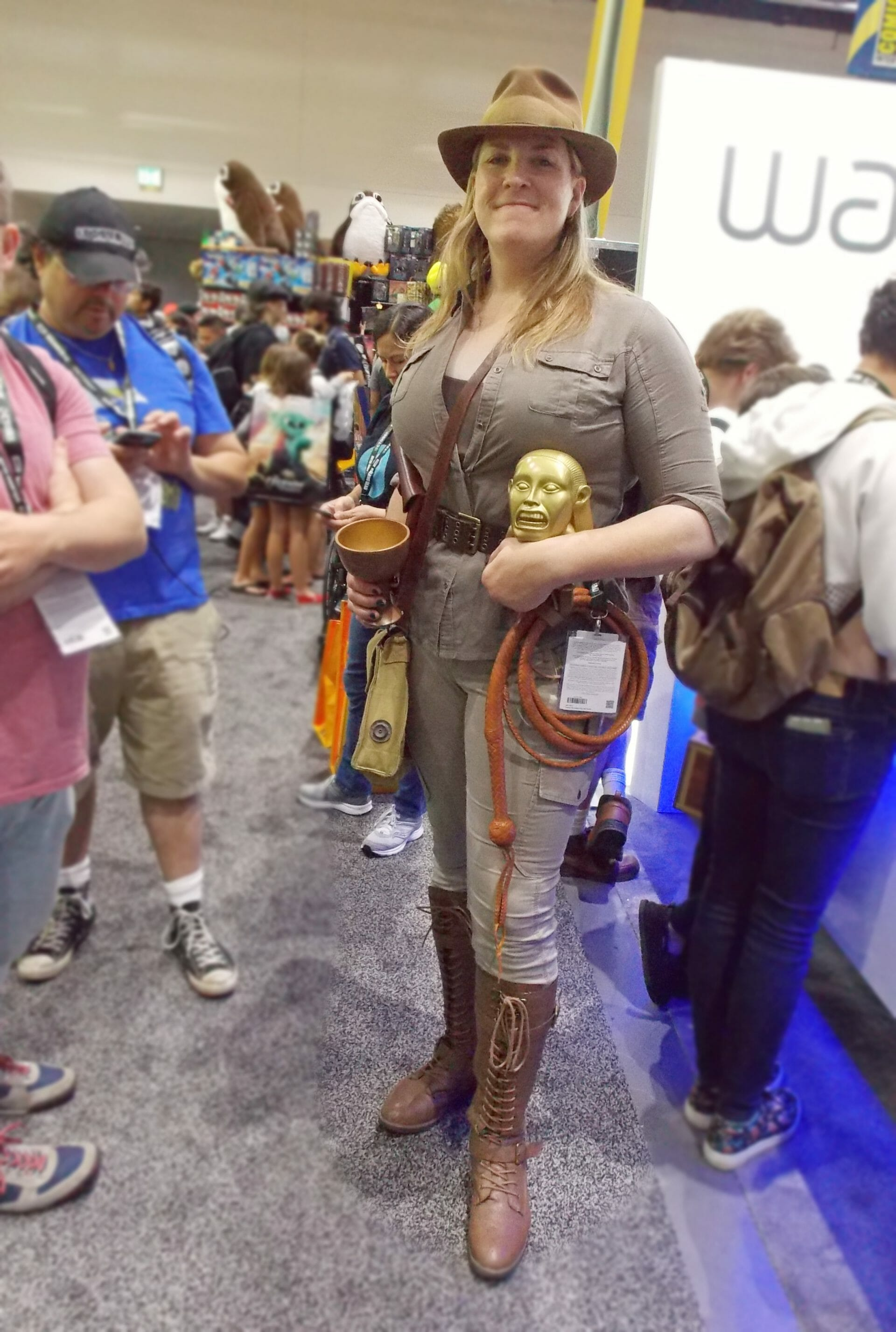 Rule 63 Indiana Jones