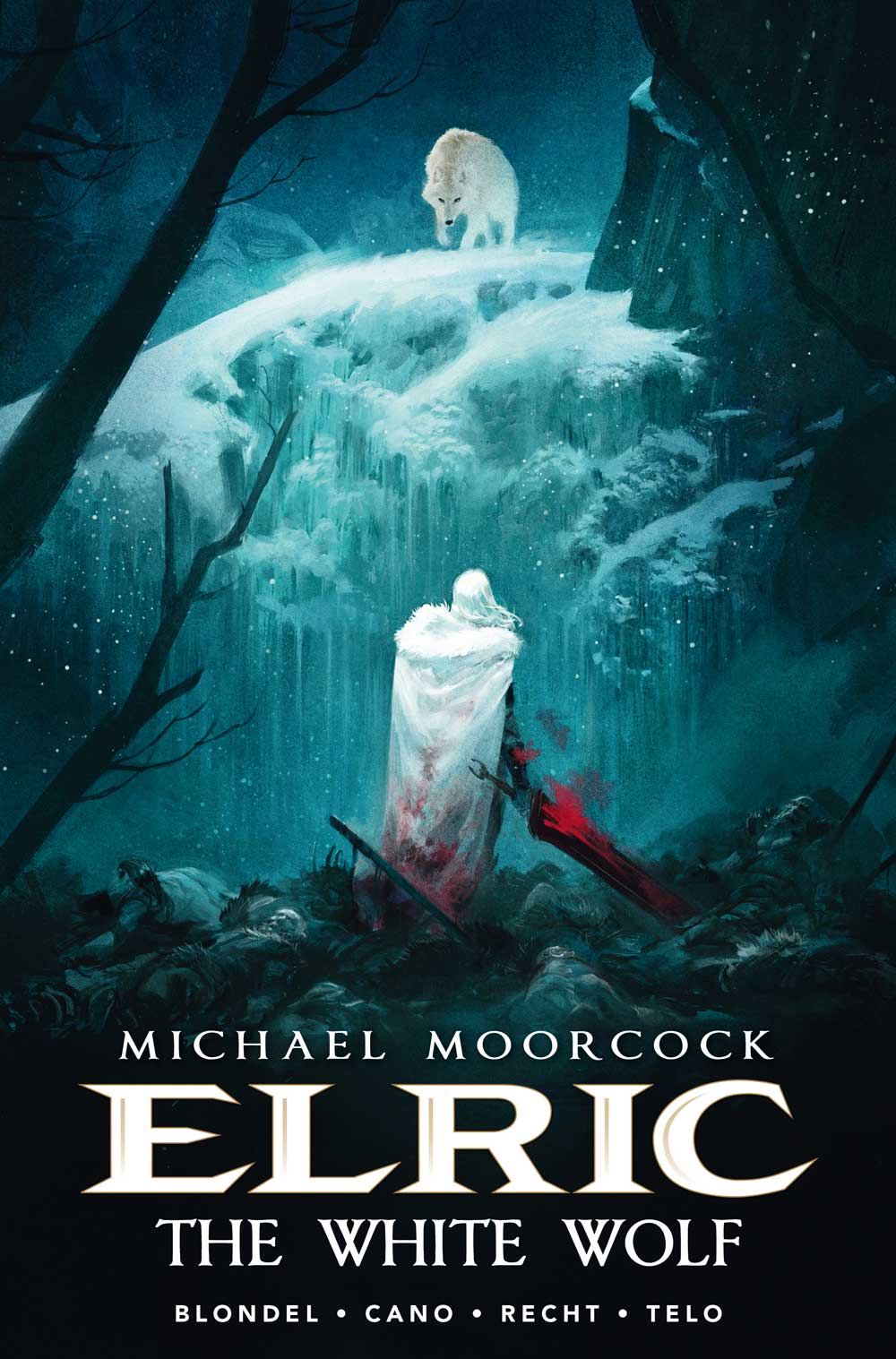 Elric the White Wolf (cover b)