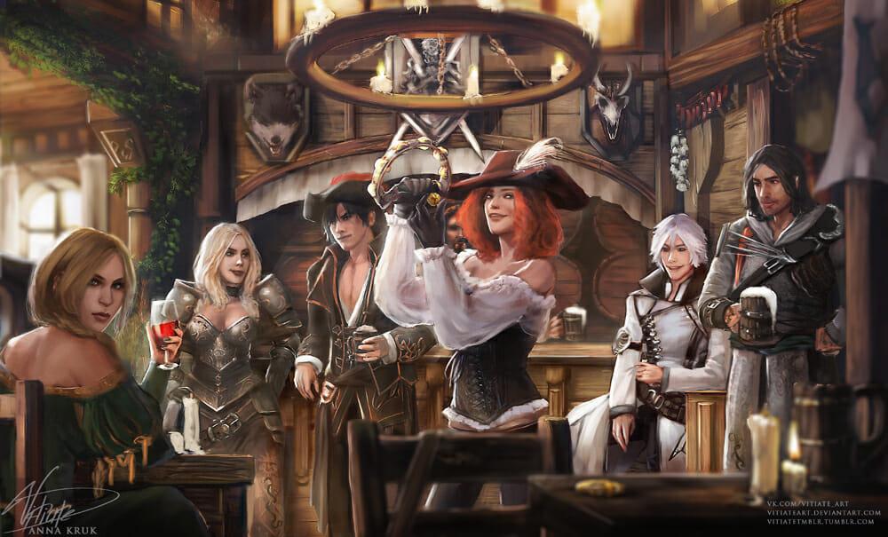 D&D Tavern